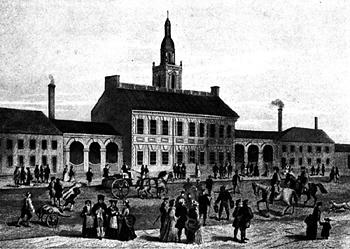 colonial philadelphia