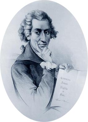 Thomas Paine Lithe