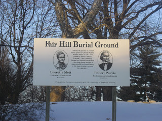 Fair Hill Burial Ground
